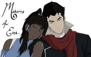 Makorra For Ever... by Love-L-4eva