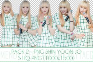 YoonJo Pack #2_(5PNGS) by MendyTaegnager