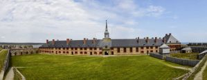 THE GREAT FORTRESS OF LOUISBOURG by lawrencebydesign