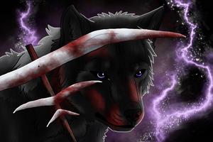 The Wolf by Cylithren