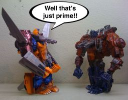 Well that's just prime by 0PT1C5