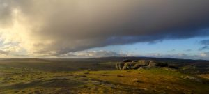 Dartmoor Landscape: 2 by yaschaeffer