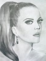 Katy Perry by onlyoneformeCLAMP