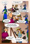 Rough Housing Issue Two Page Three by the-gneech
