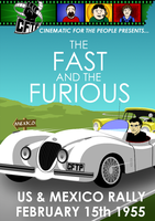 CFTP Presents: The Fast and the Furious by Weirdonian