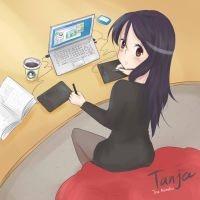Tanja Animator by Nearmoki-2b