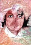MJ Portrait by MusetteBeauPre