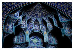 Sheikh Lotfollah Mosque 3 by rad-19