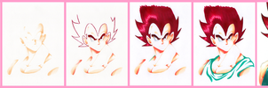 +Copic Step By Step+ by Gokuran