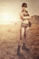 Steam Mad Desert Punk Raider by klapouch