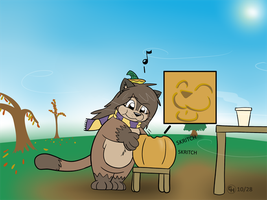 Autumn Fun -comm.- by Link2262