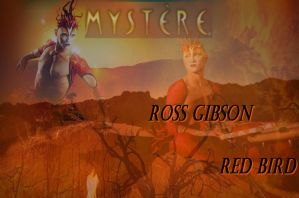 Ross Gibson as the Red Bird by spottedparr