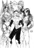 Invincible and LADIES OF IMAGE by ComfortLove