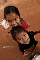 Khmer Smile by JJ-Ying