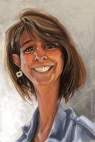 Mom Caricature by the-Tooninator