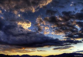 Some clouds III by digitalminded