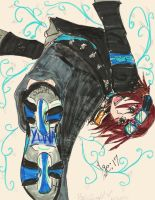 Air gear ID by YunaSightX