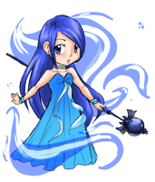 Gaia chibi 1 by kittygirl778