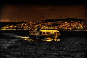 City Ferry Line. by ahfmm