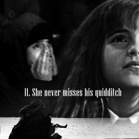 101 Reasons to Ship Harry Hermione  - 11 by Lennves