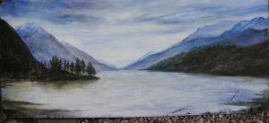 Glenfinnan by dashinvaine