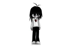 jeff the killer by wolfythedemonflery