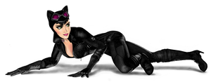 Catwoman by reznor9