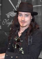 Tuomas Holopainen. by Crownlesss