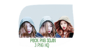 Pack PNG #61: SoJin (Girl's Day) by jimikwon2518