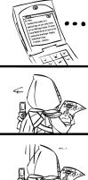 OH HAY EZIO by DragonRider13025
