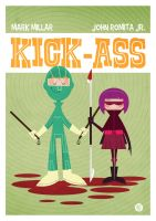 Kick-Ass Vector by funky23