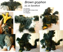 Brown Gryphon For sale by miayan