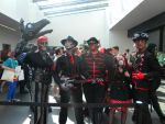 Manchester MCM 2013-Steam Powered Giraffe by GothicCiel1313