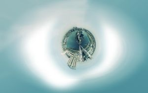 City Planet by donkirk