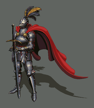 Knight by Wolfenoctis