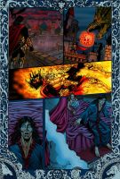 The Last Dragon issue 1 page 1 by RagaLangit