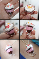 .: Parfait Necklace :. by moofestgirl