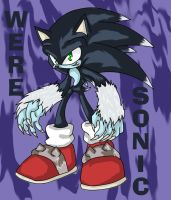 Were Sonic by RX-BlackHowling