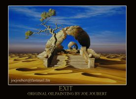 Exit by joejoubert
