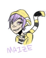 Maize by KimRenYa