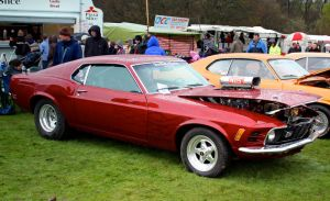 70 Mustang 2 by smevcars