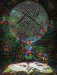 Logosphere (DeepDream) by james119