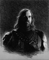 The Hound by EdwardDillon