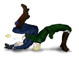 German Suplex (APH) by patty110692