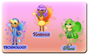 Fairy Adoptables (CLOSED) by landiddy