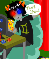Sollux by rin-ee