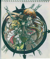 Pandora Hearts by TheLittleDixie