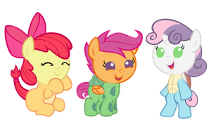 Cutie Marks - Gotta Catch 'Em All by Beavernator