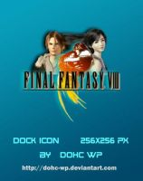 Final Fantasy VIII Dock Icon by Dohc-WP