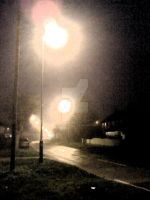 A Foggy Night 1 by uNDYINGSILENCE